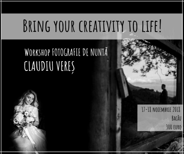 workshop fotografie de nunta claudiu veres, workshop bacau, workshop fotografie de nunta, curs foto pentru profesionisti, curs editare foto, cursuri pentru fotografie