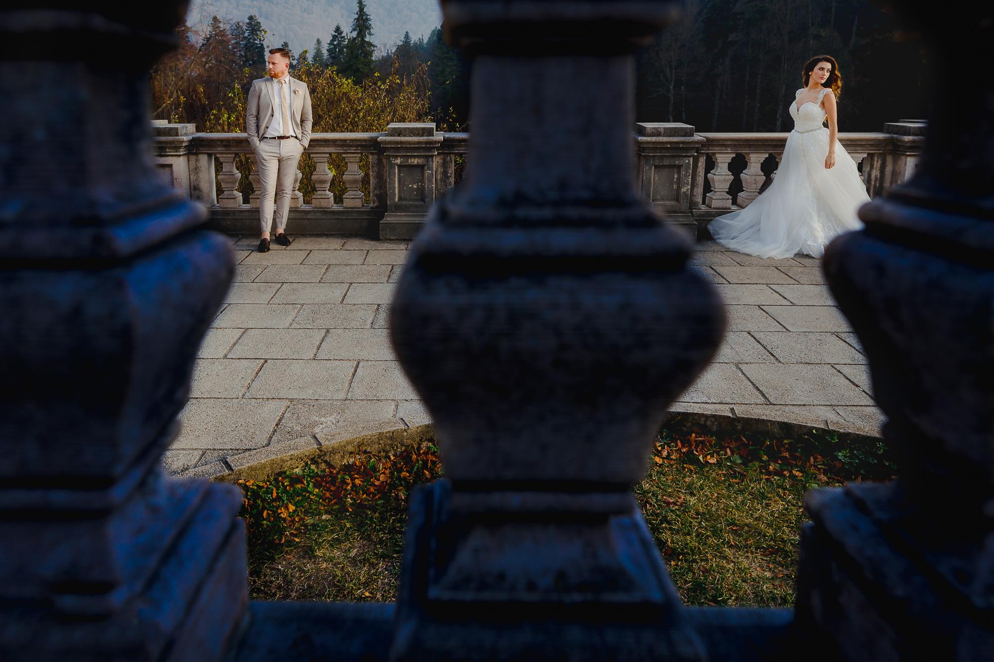 Paula Andrei Ziua Nunții ședință Foto După Nuntă Fotograf